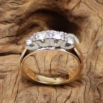 Diamant Ring ca. 1,00 ct