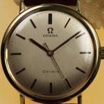 Omega Ref. 1211 in 585 Gold