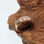 Brillant Ring 585 Gelbgold mit ca. 0,70 ct Brillanten