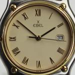 Ebel Classik Sport Stahl/Gold