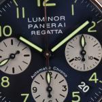 Luminor Panerai Regatta Chronograph Laureus Awards May 2003
