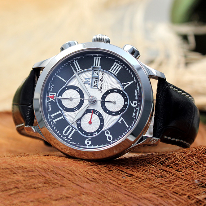 jean marcel chronograph