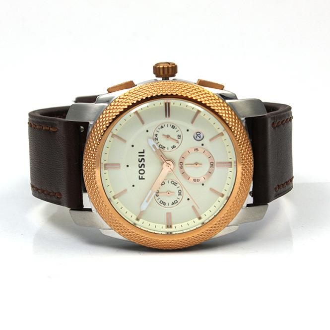 juweliere winter fossil herren armbanduhr edelstahl pvd ros gold fs5040. Black Bedroom Furniture Sets. Home Design Ideas